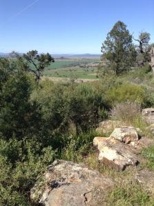 View from Gunnedah