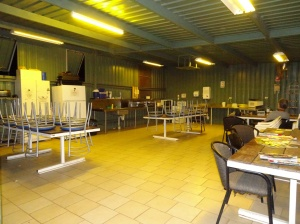 Argylla camp kitchen
