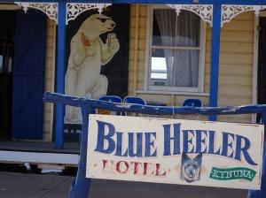 Blue Heeler Hotel