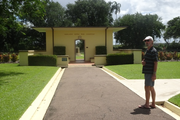 Adelaide River War Cemetery (1)