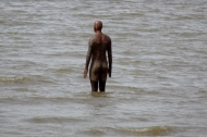 Anthony Gormley's Another Place (2)