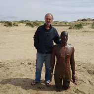 Anthony Gormley's Another Place (4)