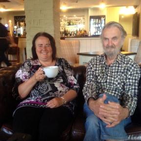 Rita and Brian at The Fox 16.05.18